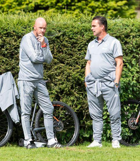 Overmars: De Champions League halen, dat is ónze verwachting