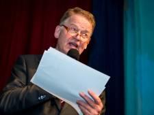 Burgemeester Cazemier bezocht straat slachtoffer steekpartij voor 'steun'