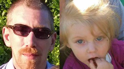 Politie op zoek naar vermiste vader (37) en dochter (1)
