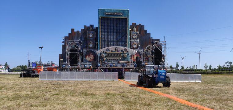 De Legend Stage op Vestiville.