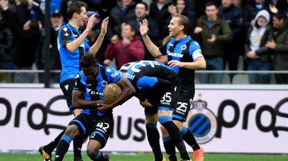 HERBELEEF hoe Club in erg potige topper de maat nam van Antwerp