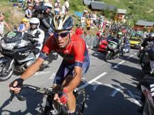 Pechvogel Nibali fit genoeg voor Vuelta