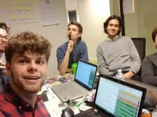 Antwerpse studenten winnen Hackathon en mogen 11.384 euro schenken voor De Warmste Week