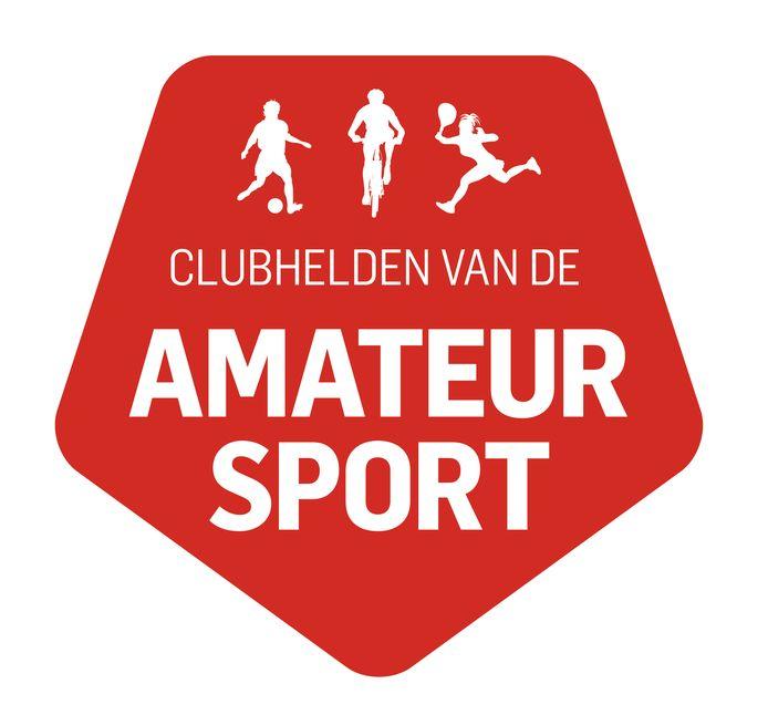 clubhelden van de amatuersport clubheld logo