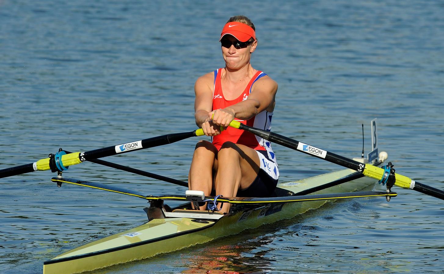 Lisa Scheenaard.