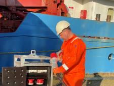 Eerste zeeschip in hartje Rotterdam op walstroom, maar die stilte voelt niet lekker