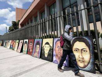 """President Mexico tegen nabestaanden vermoorde studenten: """"We staan aan uw kant"""""""