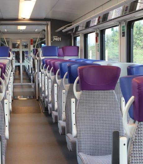 Eerste testritten elektrische trein Zwolle-Wierden