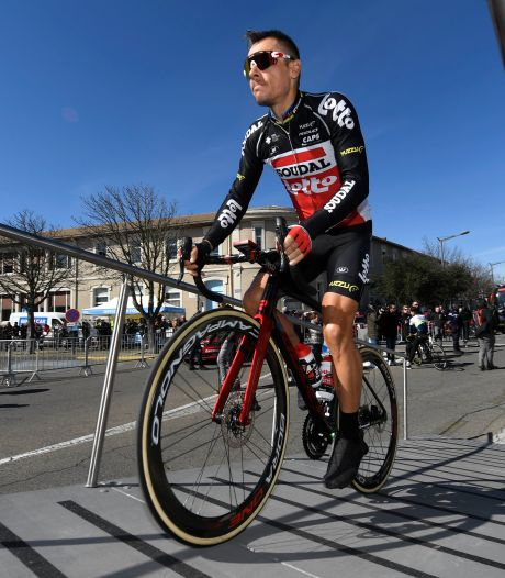 Tour de France et Monuments: le programme de Philippe Gilbert