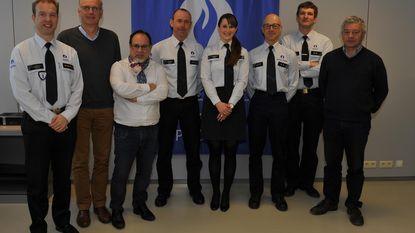 Drie nieuwe inspecteurs bij politie Spoorkin