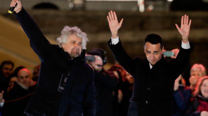 Vijfsterrenbeweging wint Italiaanse verkiezingen: wie zijn ze en wat kunnen ze forceren?