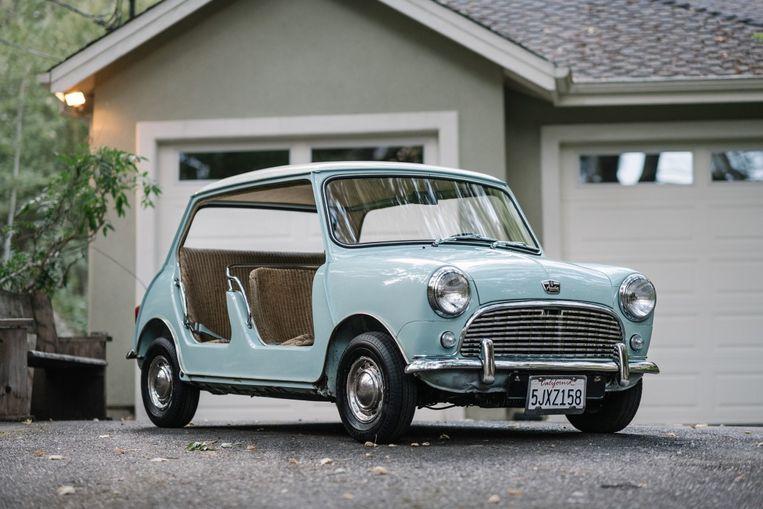 Mini Beach Car