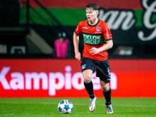 Van Ottele op weg naar SC Heerenveen: verdediger ontbreekt op training NEC