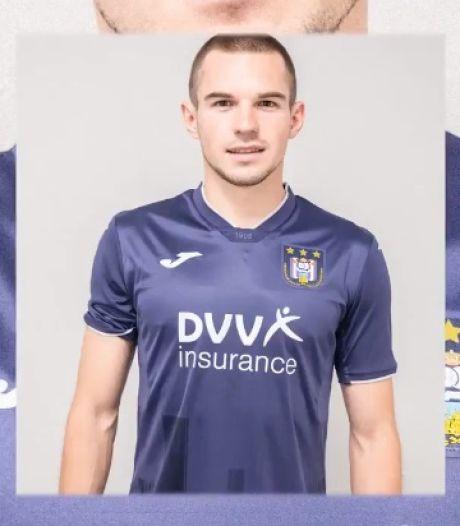 Le latéral ukrainien Bogdan Mykhaylichenko signe à Anderlecht