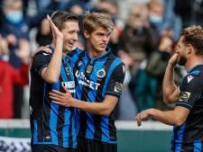 Le Club de Bruges était trop fort, première défaite pour Anderlecht et Vincent Kompany