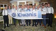 Nieuw bestuur voor serviceclub Kiwanis Beyaert