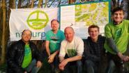 'Rupelpedalo's' fietsen 250 km voor natuurgebieden