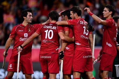 Red Lions tanken vertrouwen voor halve finale EK na klinkende zege tegen Wales