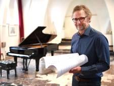 Componist Maarten Hartveldt hoort of hij meer geld krijgt voor muziek die hij maakte voor de Efteling