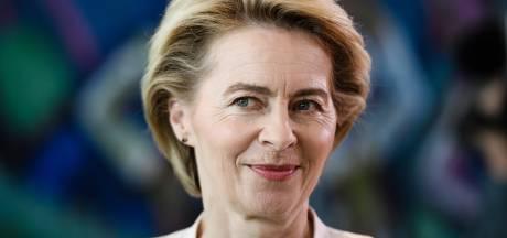 Top jobs européens: Ursula von der Leyen face au verdict du Parlement européen