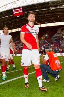 Sportieve toekomst voormalig FC Utrecht-spits De Kogel in duigen na auto-ongeluk op Malta