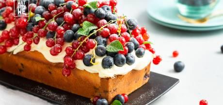 Wat Eten We Vandaag: Yoghurt-cake met bessen