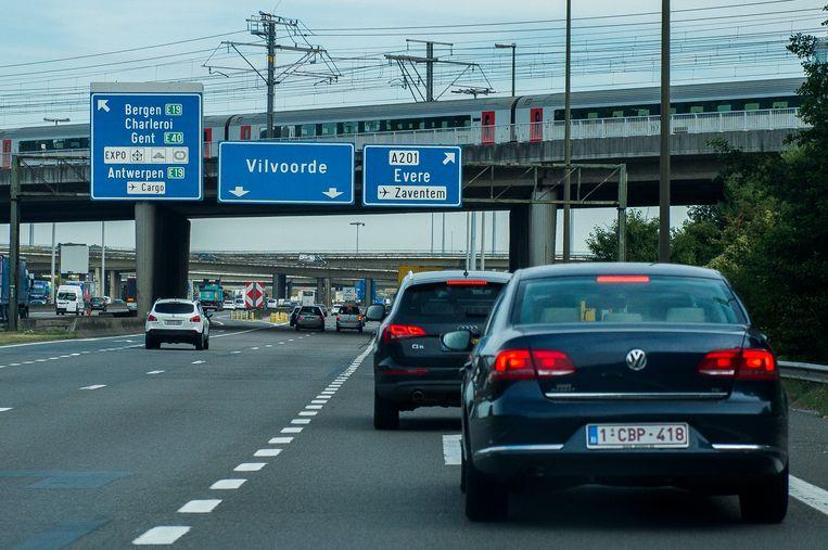 De website brengt real-time informatie over het verkeer van en naar de luchthaven.