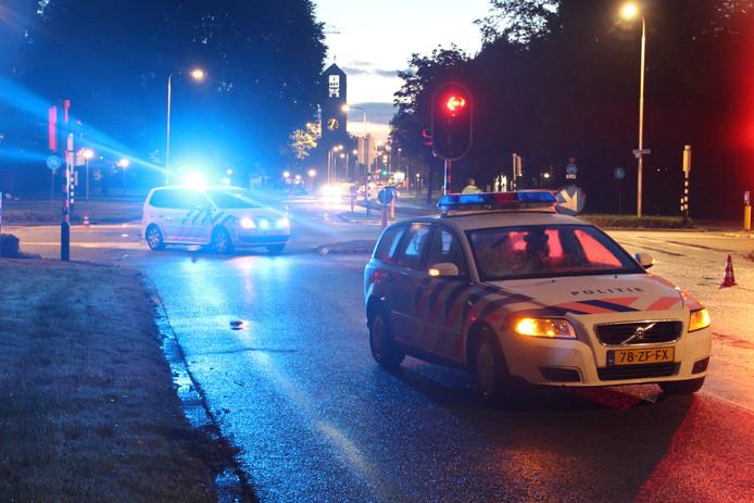Voetganger aangereden in Emmeloord.