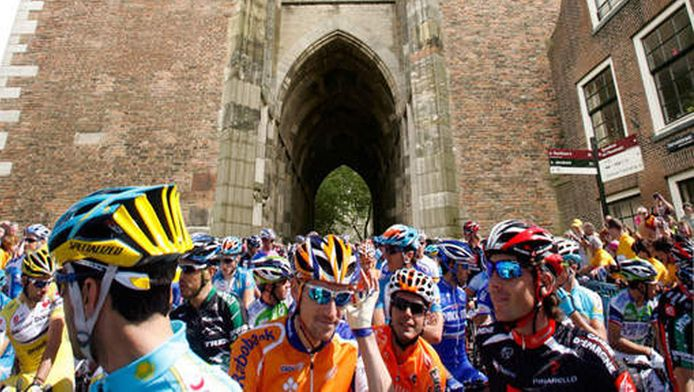 In 2015 start de Tour de France wellicht onder de Dom