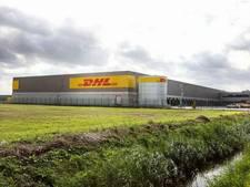 DHL opent nieuw sorteercentrum op Atlaspark