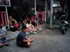 Toeristen op Bali opgeschrikt door aardbeving
