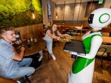De toekomst is hier: robots brengen je eten in Tiel