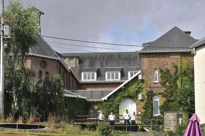 Het klooster van de Arme Klaren in Malonne.