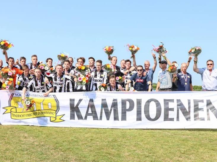 ESTO kampioen na 0-2 winst op Cabauw
