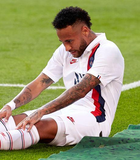 Champions League-schorsing Neymar terug naar twee duels