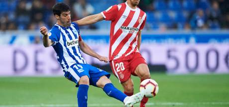 Girona neemt na twee seizoenen afscheid van La Liga