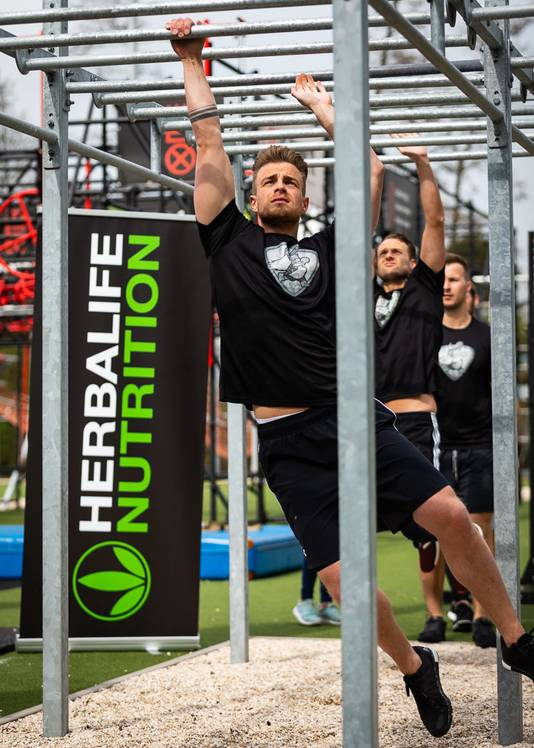 HerbaLife Nutrition - Strong Viking Training