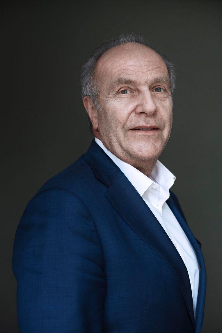 Ruud Burlet, de officieuze Forum-gedeputeerde in Limburg. Beeld Kiki Groot