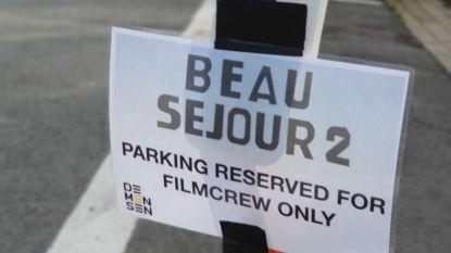 Vandaag en morgen parkeerverbod in Visserslaan door tv-opnames