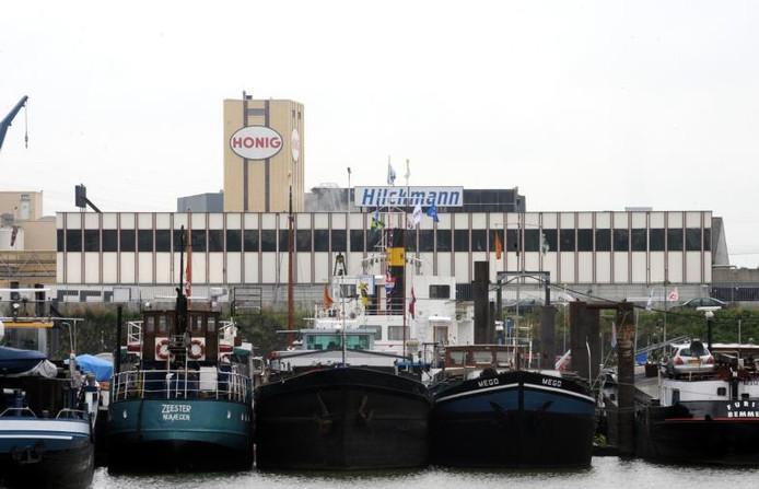 De slachterij van Hilckmann in Nijmegen.
