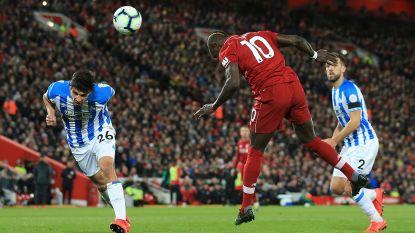 Spanning blijft in Premier League: Liverpool opnieuw leider na eenvoudige zege en historisch snelle goal