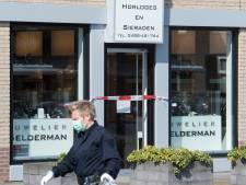 16-jarige Veenendaalse overvaller juwelier Kesteren blijft tot rechtszaak in de cel
