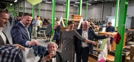 Ook Van Bommels in kringloopwinkel Helmond