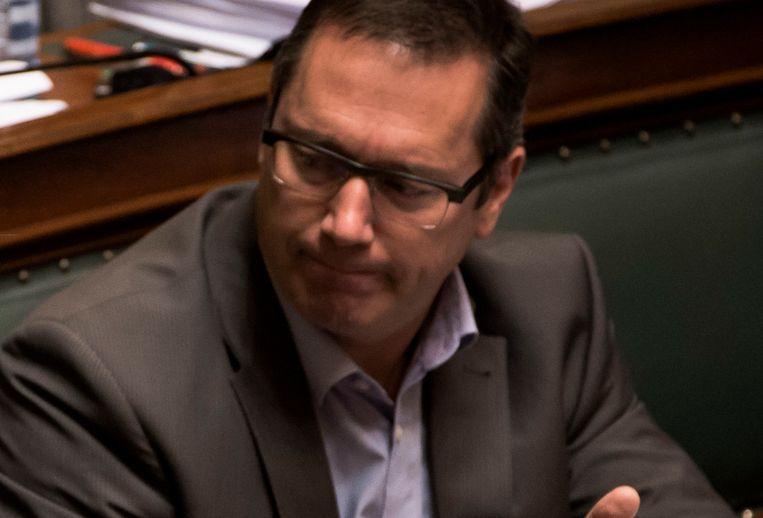 Kamerlid Peter Luykx (N-VA) vindt dat ons land Bibi en haar echtgenoot asiel moeten aanbieden.