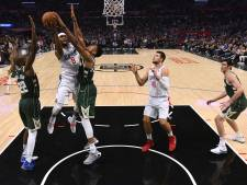 Les Clippers battus par les Bucks, Houston trop fort pour Golden State