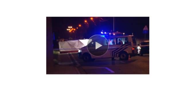 Dronken man rijdt vrouw dood en vlucht in Holsbeek