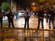 Avondklok in Philadelphia weer opgeheven