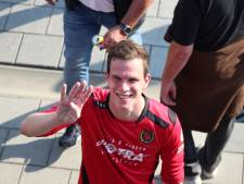 Guus de Leeuw is ontembaar voor NSVV: 'Een heerlijk begin'
