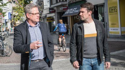 """De Ronde van Freek in Roeselare: """"Mooie mix van ketens en kleine zelfstandigen"""""""