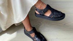 Move over Birkenstocks: deze 'lelijke' sandaal is momenteel een hit op Instagram